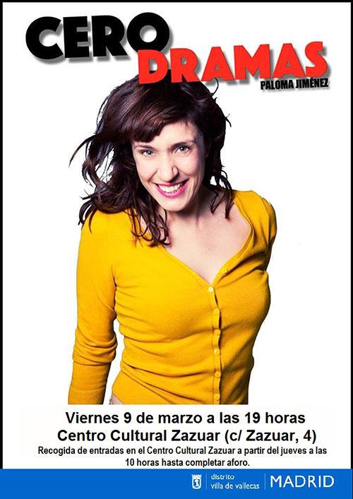 Paloma Jiménez en Vallecas