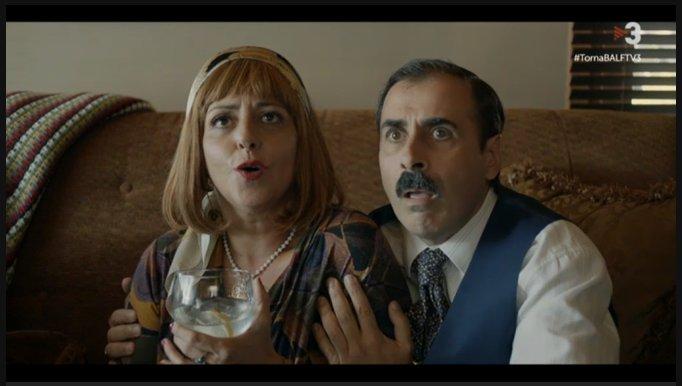 Yolanda en Benvinguts 2x01