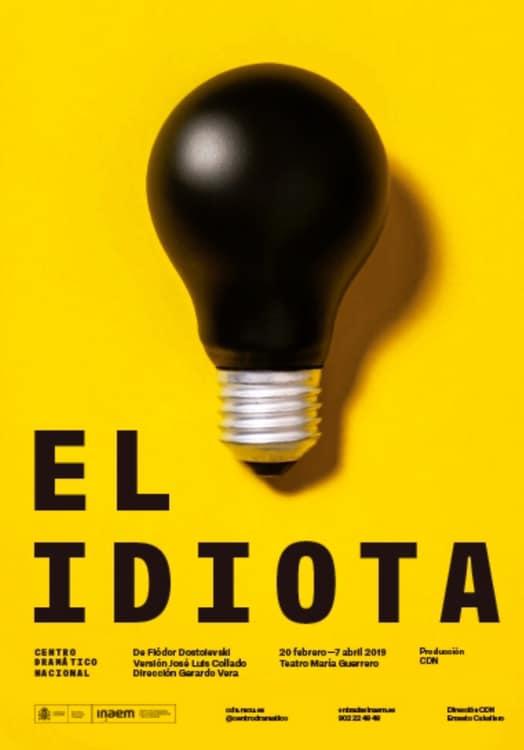 cartel El Idiota
