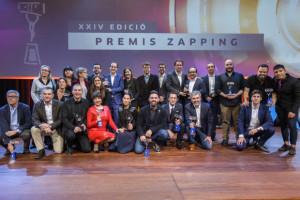 ganadores premis zapping