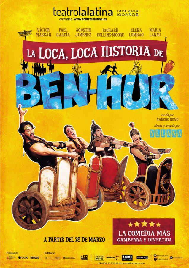 Ben Hur La latina