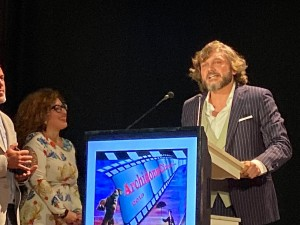 Salva Reina premio Archidona Cinema