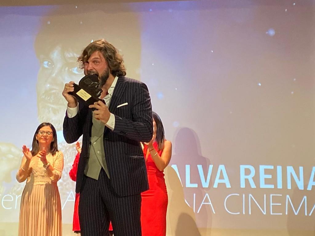 Salva Reina premio Archidona Cinema 6