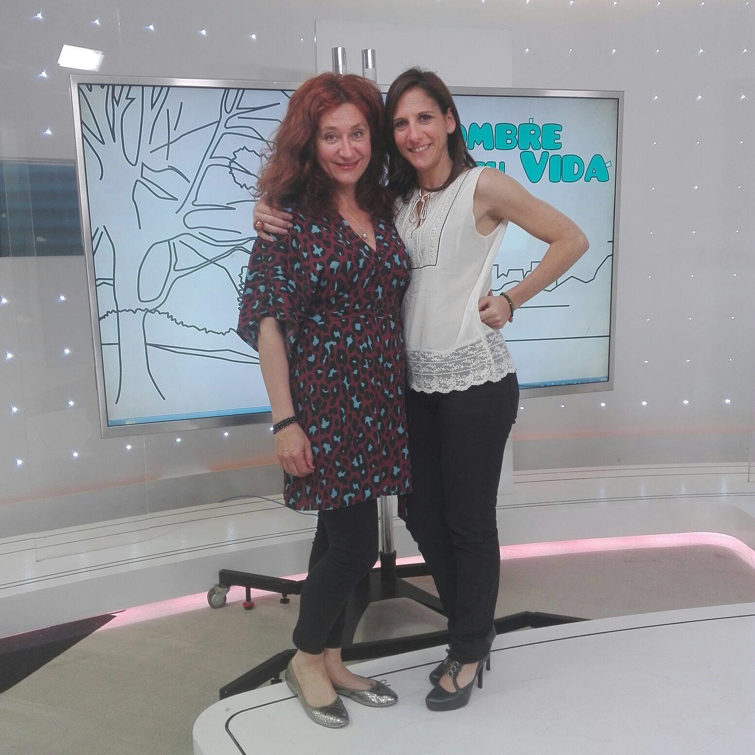 Malena Alterio y Chiqui Fernández