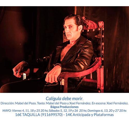 Funciones en el Teatro de la Culturas en Madrid
