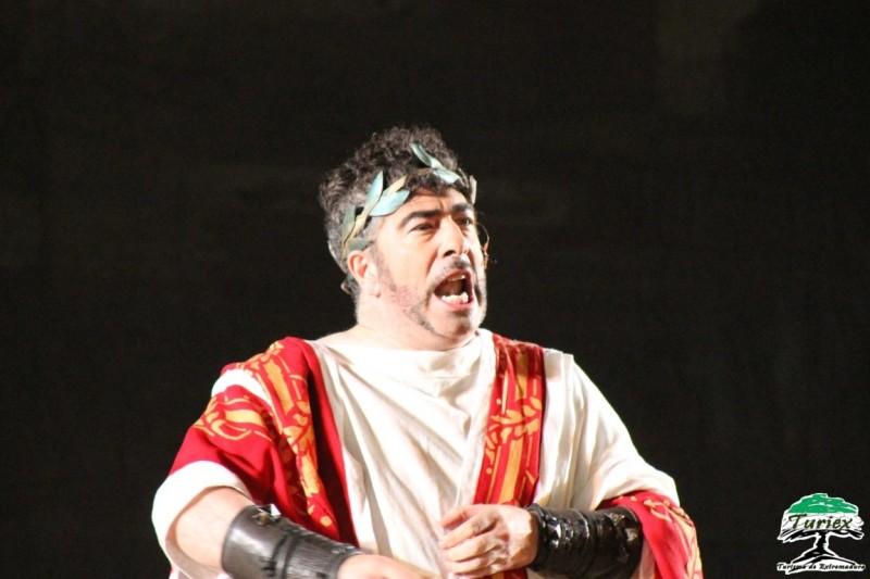 Agustin Jimenez emperador Ben Hur