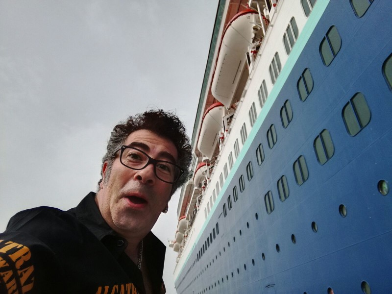 Agustin Jimenez Yucatan barco