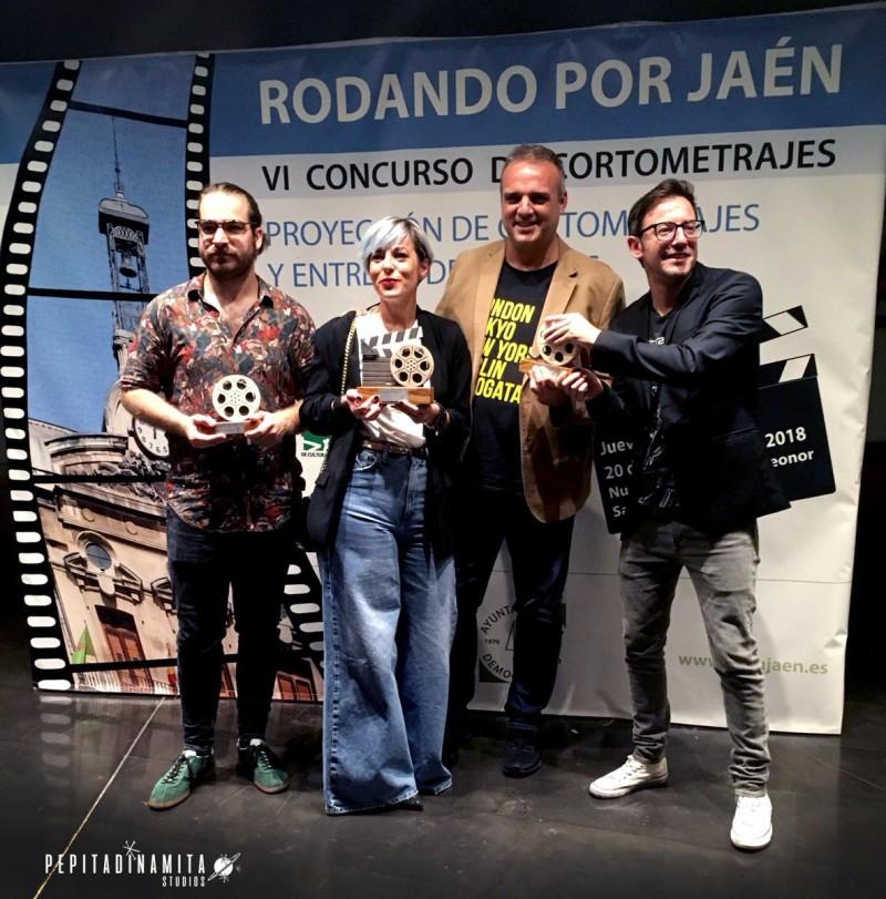 rodando por jaén premio David Navarro