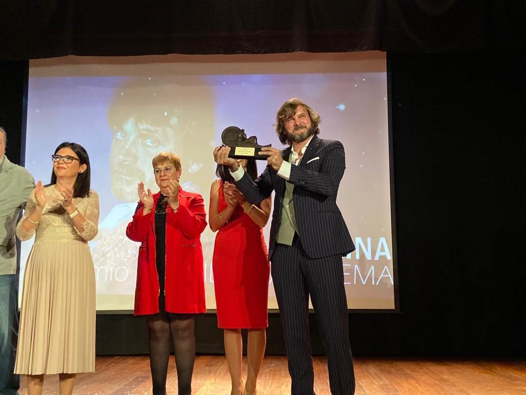 Salva Reina premio Archidona Cinema 4