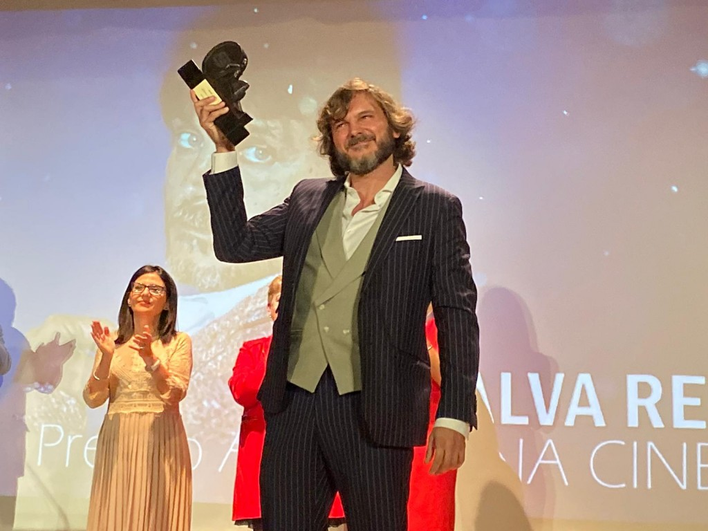 Salva Reina premio Archidona Cinema 5